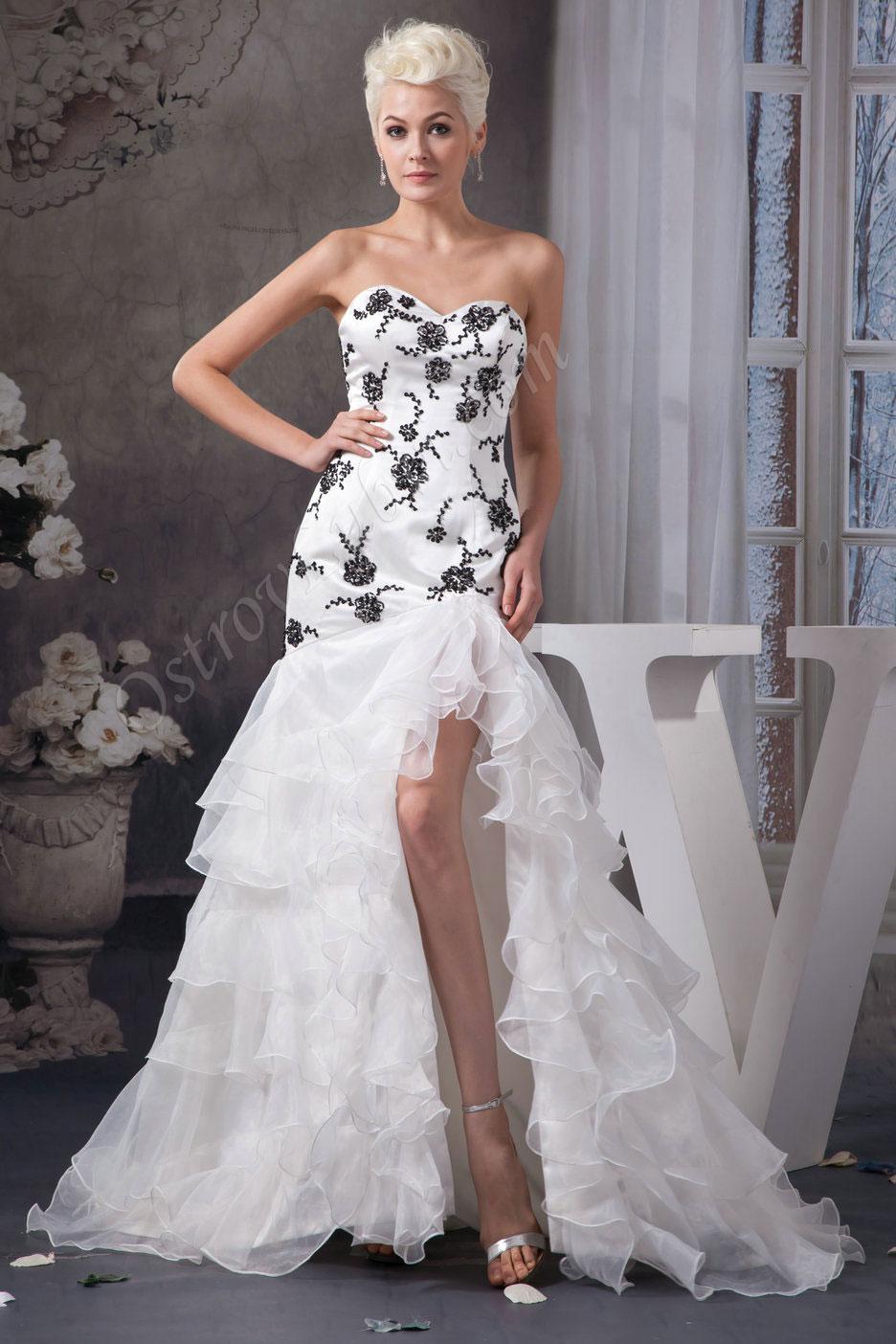Свадебные платья 2013 - фото 44