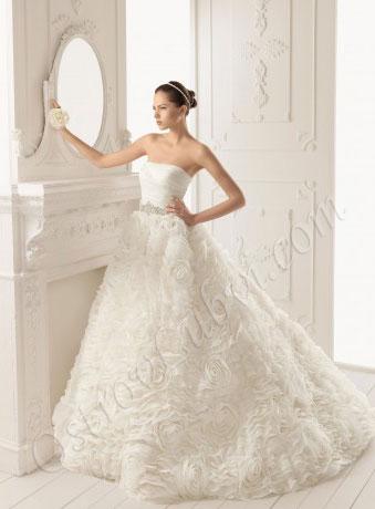 Свадебные платья 2013 - фото 34