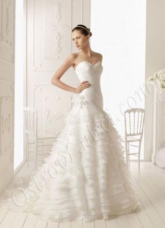 Свадебные платья 2013 - фото 35