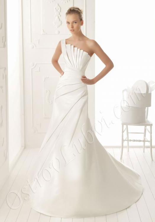 Свадебные платья 2013 - фото 42