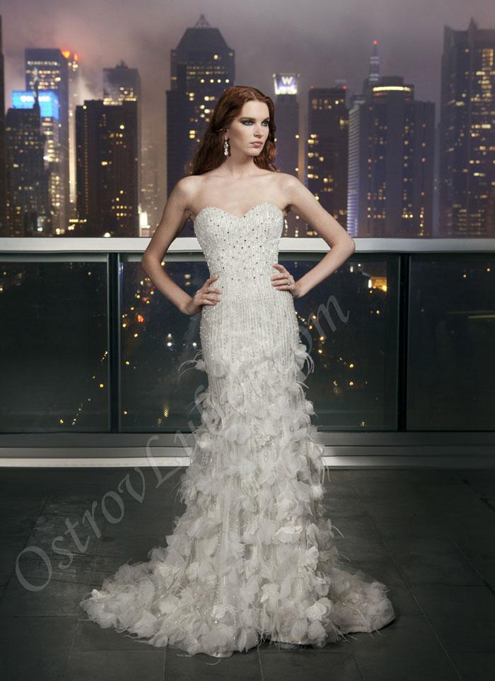 Свадебные платья 2013 - фото 3