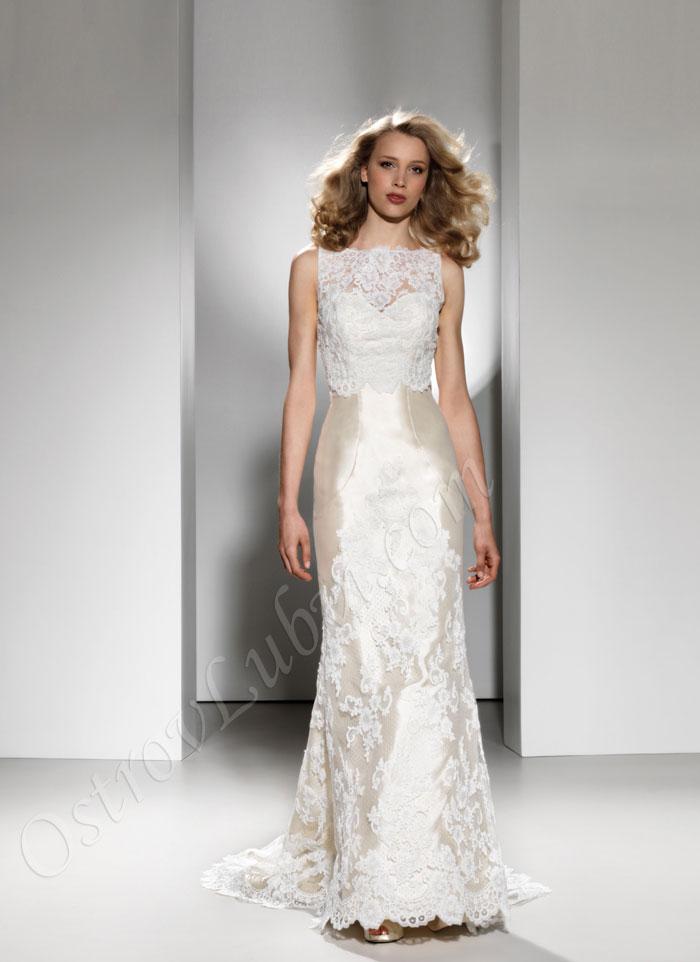 Свадебные платья 2013 - фото 17