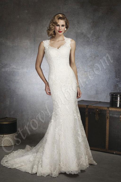 Свадебные платья 2013 - фото 4