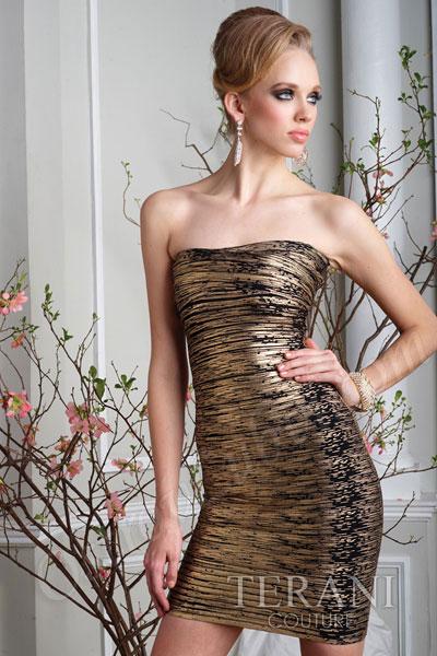 Вечерние платья 2013 - фото 58
