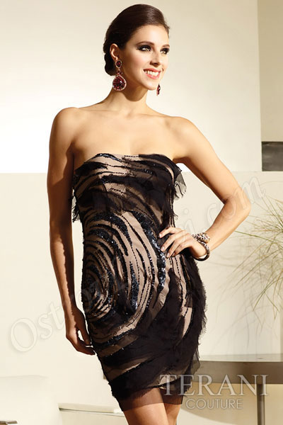 Вечерние платья 2013 - фото 60