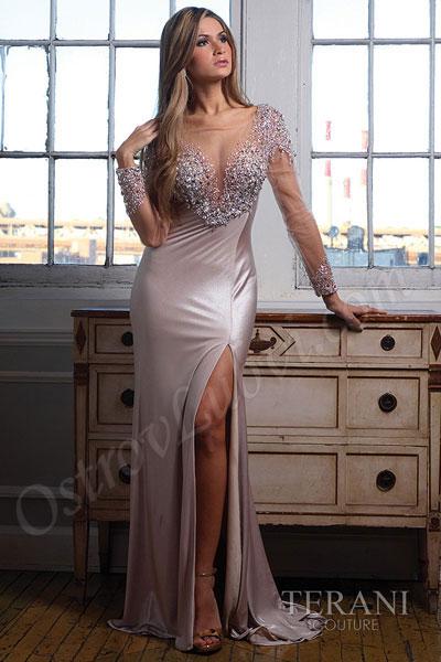 Вечерние платья 2013 - фото 25