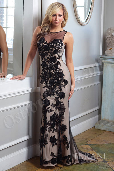 Вечерние платья 2013 - фото 12