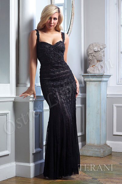 Вечерние платья 2013 - фото 21