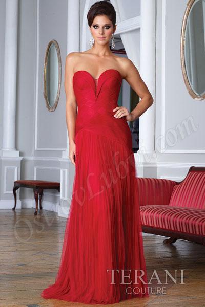 Вечерние платья 2013 - фото 19