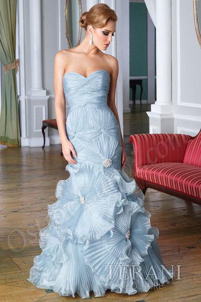 Вечерние платья 2013 - фото 7