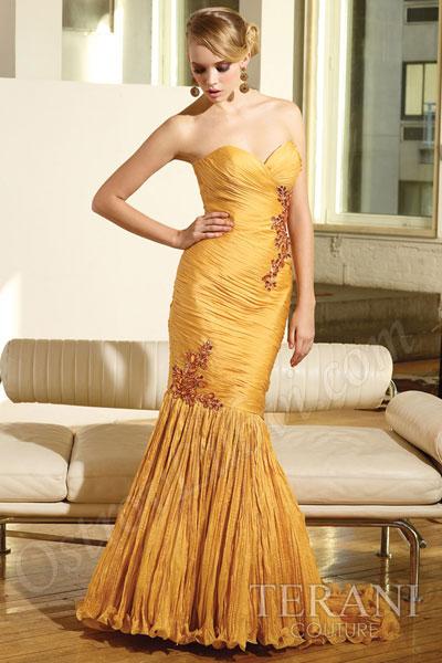 Вечерние платья 2013 - фото 8