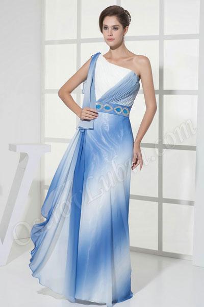 Вечерние платья 2013 - фото 16