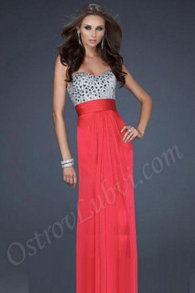 Вечерние платья 2013 - фото 17