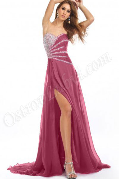 Вечерние платья 2013 - фото 30