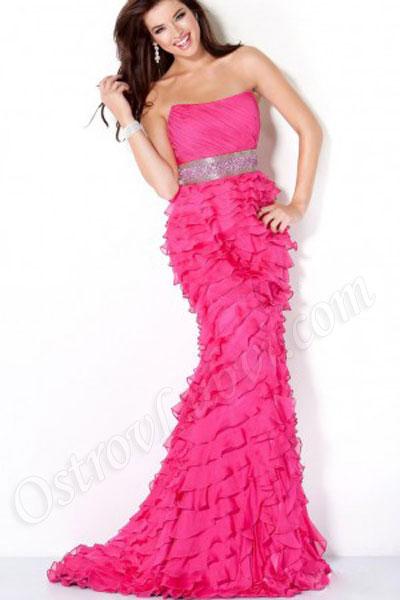 Вечерние платья 2013 - фото 23