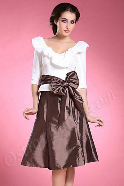 Вечерние платья 2013 - фото 38