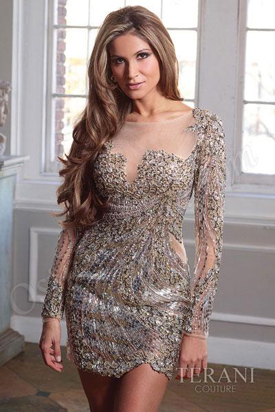 Вечерние платья 2013 - фото 52