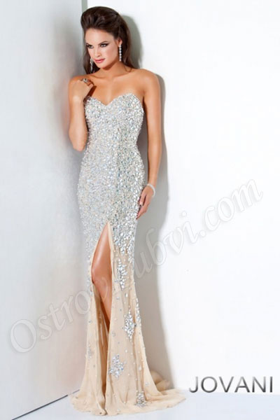 Вечерние платья 2013 - фото 32