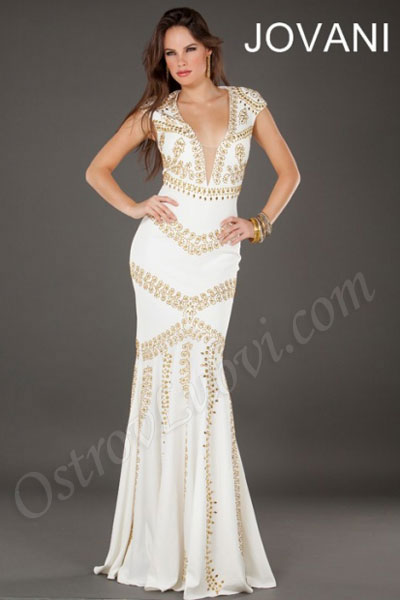 Вечерние платья 2013 - фото 72