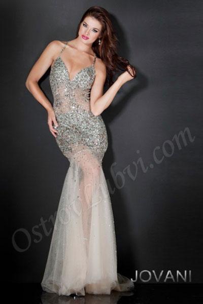 Вечерние платья 2013 - фото 88