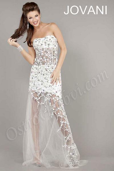 Вечерние платья 2013 - фото 87