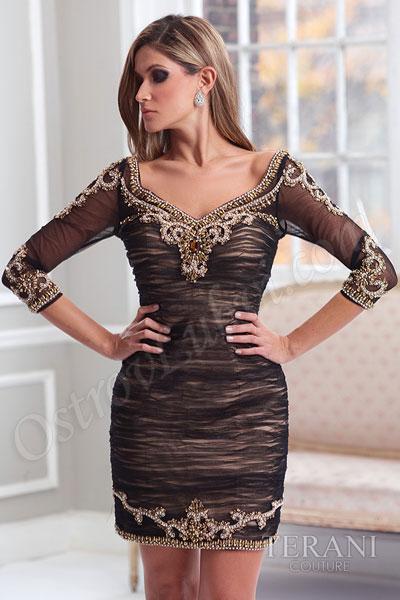 Вечерние платья 2013 - фото 54