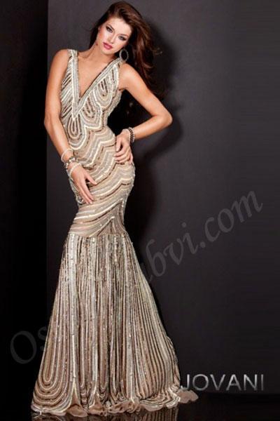 Вечерние платья 2013 - фото 78