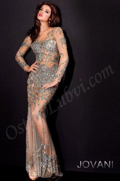 Вечерние платья 2013 - фото 86