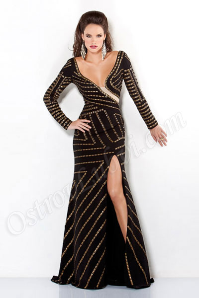 Вечерние платья 2013 - фото 65