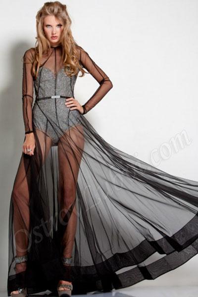 Вечерние платья 2013 - фото 89