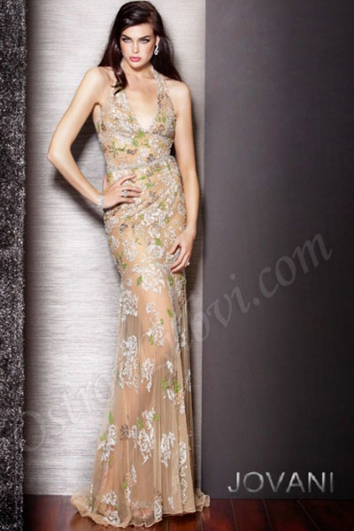 Вечерние платья 2013 - фото 90
