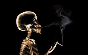 Курение сокращает жизнь на 10 лет