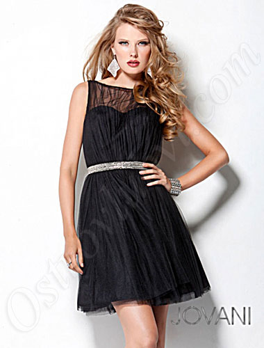Выпускные платья 2013 - фото 11