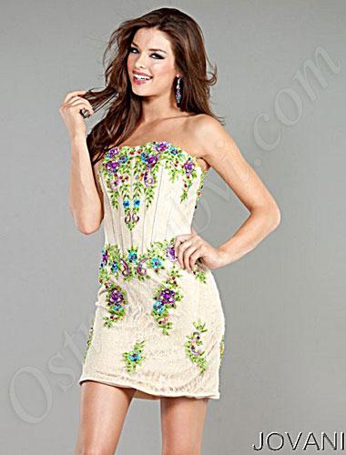 Выпускные платья 2013 - фото 5