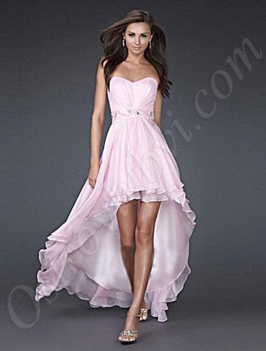 Выпускные платья 2013 - фото 27