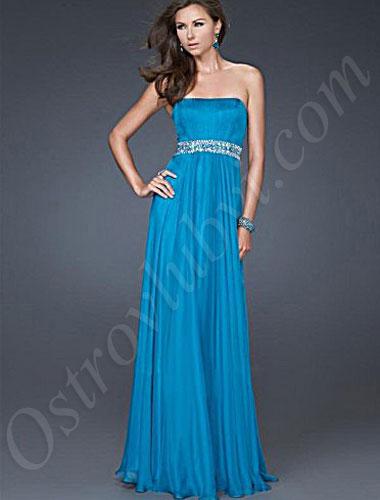 Выпускные платья 2013 - фото 36