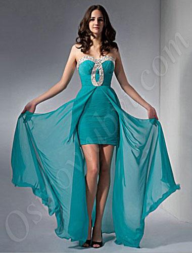 Выпускные платья 2013 - фото 20