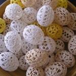 Пасхальные яйца своими руками - фото 10