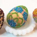 Пасхальные яйца своими руками - фото 12