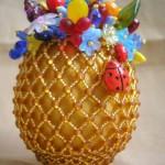 Пасхальные яйца своими руками - фото 14