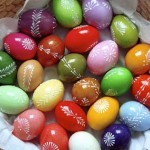 Пасхальные яйца своими руками - фото 16