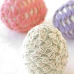 Пасхальные яйца своими руками - фото 17