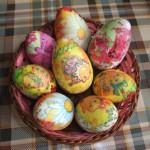Пасхальные яйца своими руками - фото 19