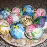 Пасхальные яйца своими руками - фото 20