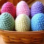 Пасхальные яйца своими руками - фото 24