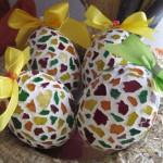 Пасхальные яйца своими руками - фото 26