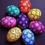 Пасхальные яйца своими руками - фото 29