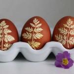 Пасхальные яйца своими руками - фото 31