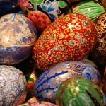 Пасхальные яйца своими руками - фото 33