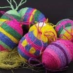 Пасхальные яйца своими руками - фото 34